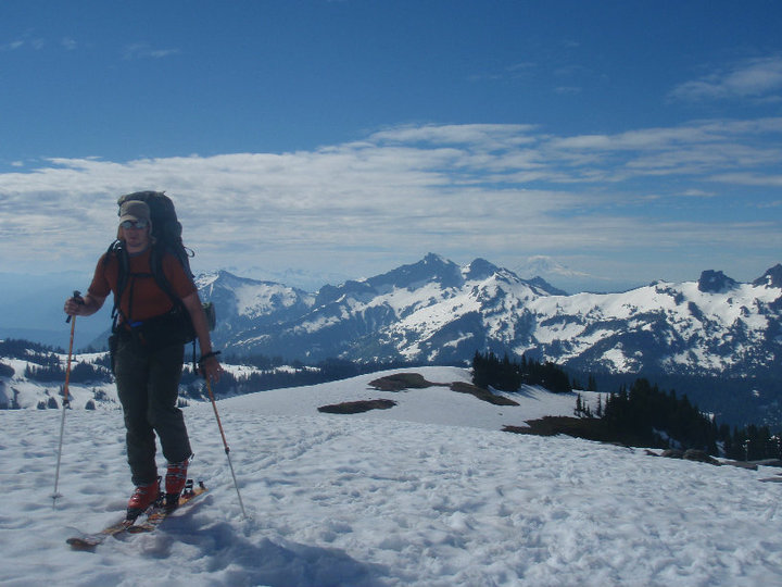 climbing mt rainier without a guide