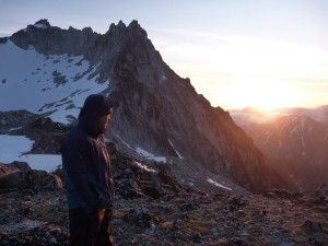 Aasgard Pass Sunset
