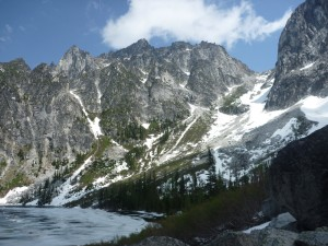 Colchuk Lake & Aasgard Pass