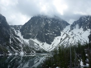 Colchuk Lake & Dragontail Peak