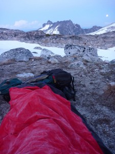 Enchantments Moonrise Bivy