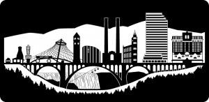 Spokane Illustration
