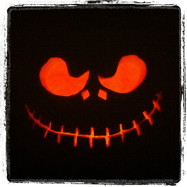 """That's right. I AM THE PUMPKIN KING!"" Jack Skellington"