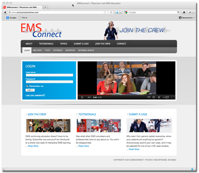 EMS Connect