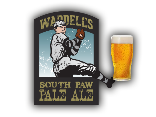 Waddell's South Paw Pale Ale