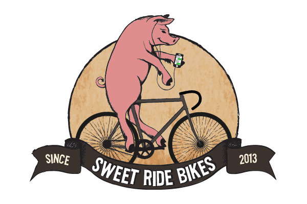 Sweet Ride Bikes Logo