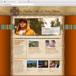 The Healing Lodge Website