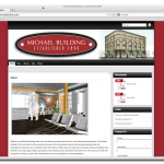 Michael Building Website