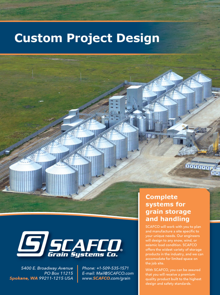 Custom Project Design - SCAFCO