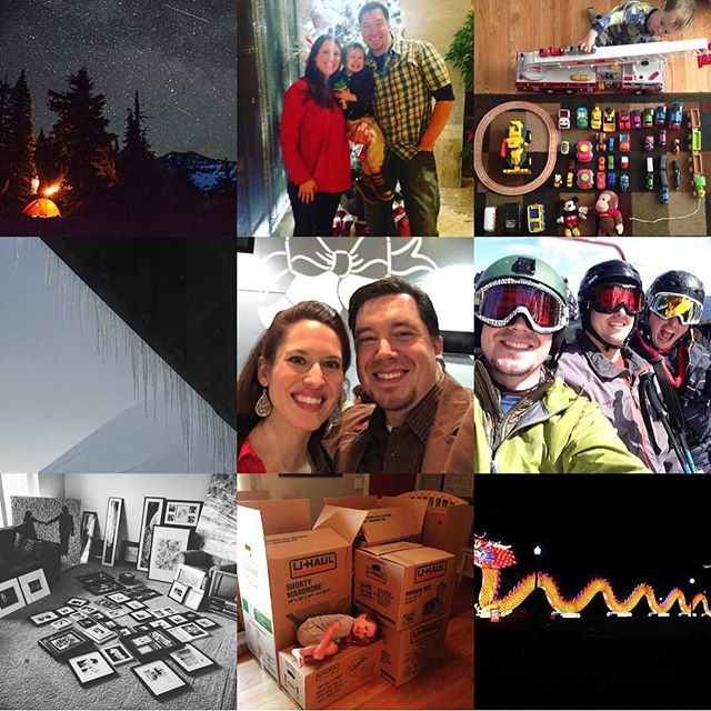 2015 was a great year! #2015bestnine