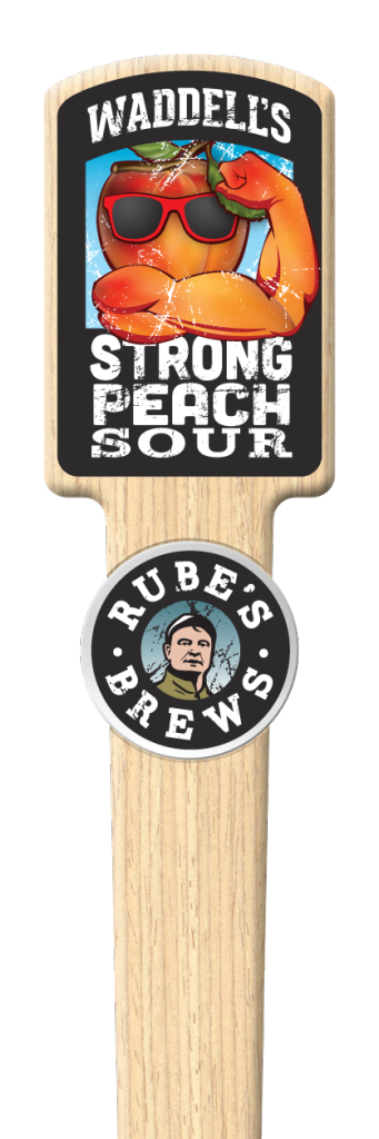 Waddell's Strong Peach Sour