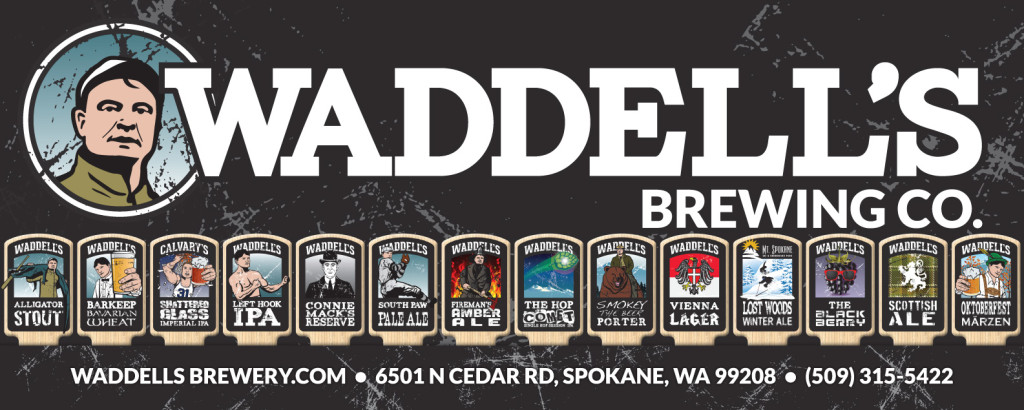 Waddells Brewing Co 5x2 Banner