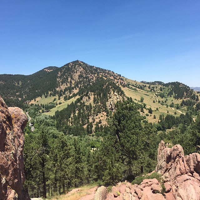 Mount Sanitas Hike